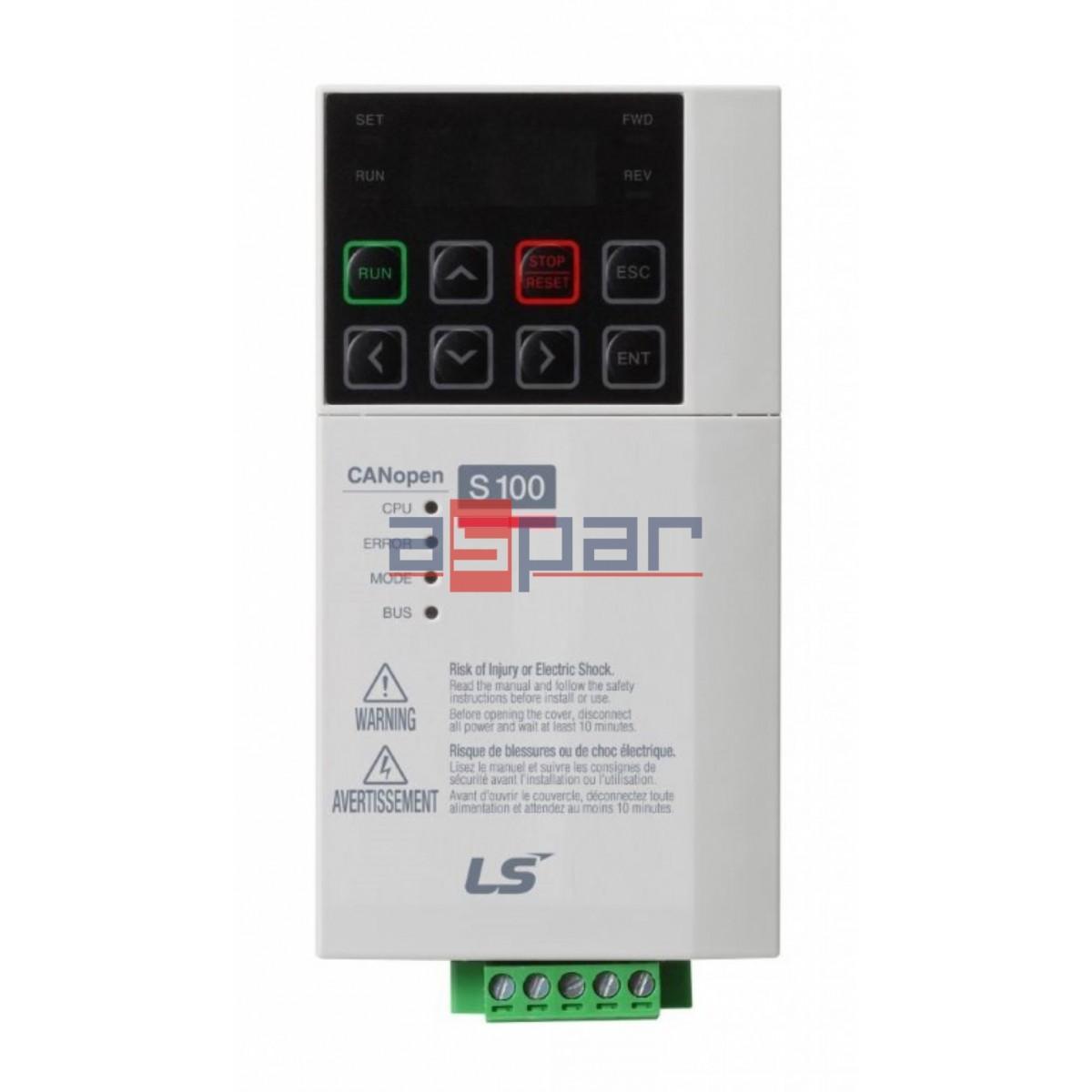 LV-S100 CANOPEN