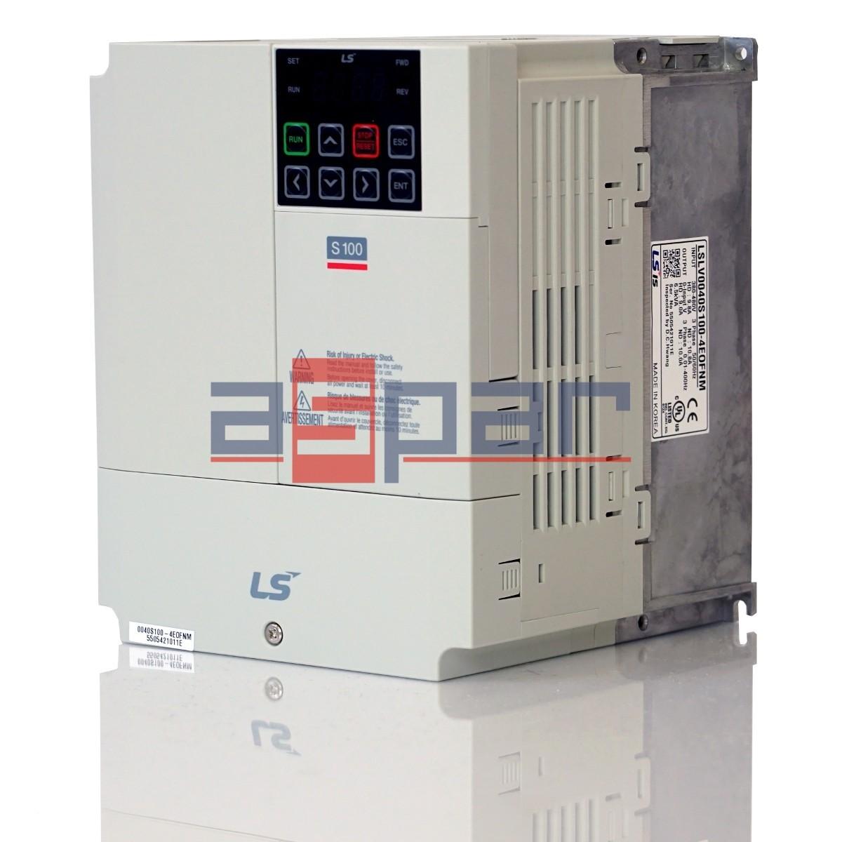 LSLV0040S100-4EOFNM - 4.0kW, 3~
