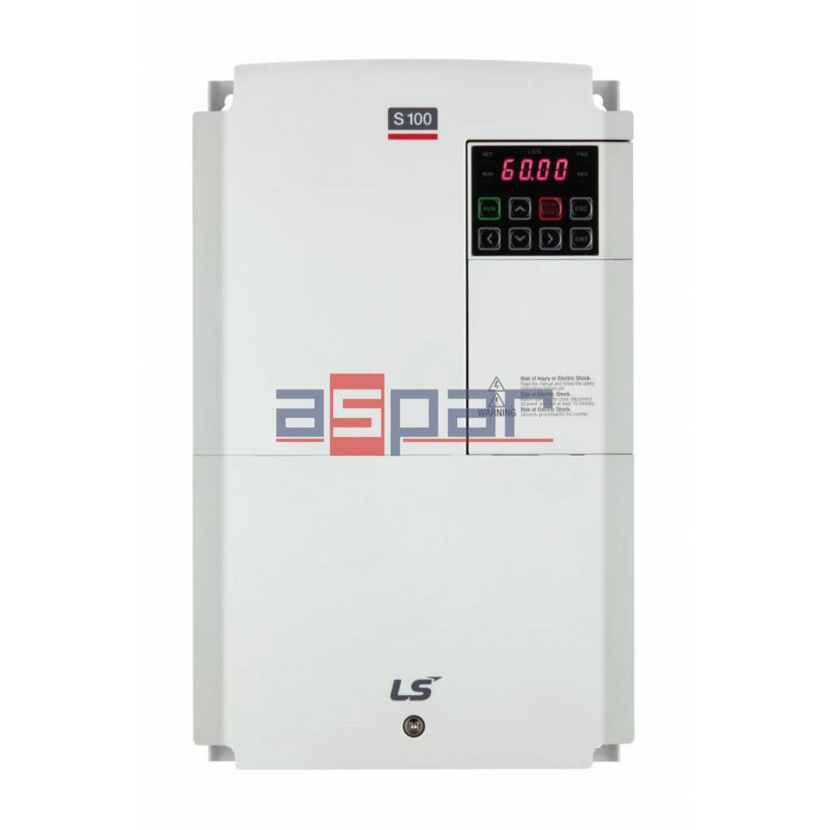 LSLV0220S100-4EOFNM - 22kW, 3~