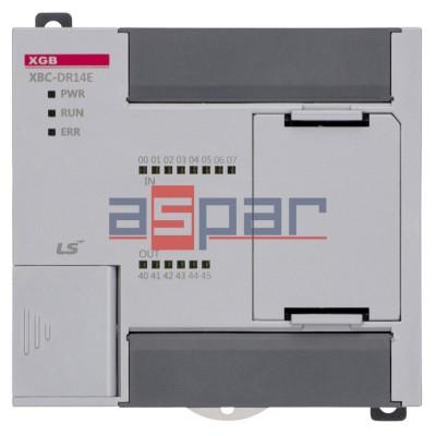 XBC-DR14E - CPU 8 I/6 O relay