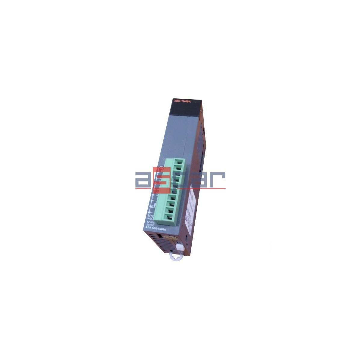 XBE-TN08A - 8 wyjść tranzystorowych NPN