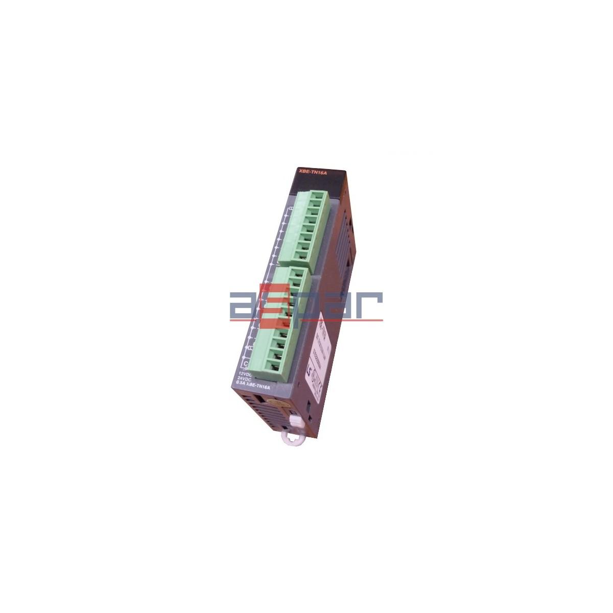 XBE-TN16A - 16-ch sink transistor outputs (NPN)